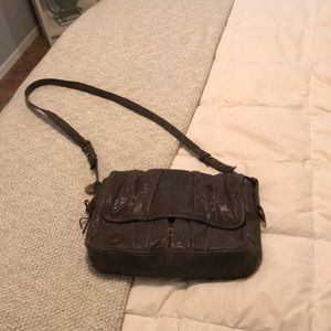 Will Leather Goods Her Crossbody